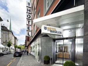 蘇黎世巴塞利亞瑞士品質酒店(Basilea Swiss Quality Hotel Zurich)
