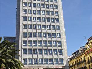聖塞瓦斯蒂安奧利特里普酒店(TRYP San Sebastian Orly Hotel)