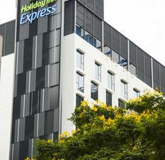新加坡烏節路智選假日酒店(Holiday Inn Express Singapore Orchard Road)
