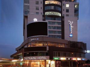麗笙藍標伽塔琳酒店(Radisson Blu Gautrain Hotel)
