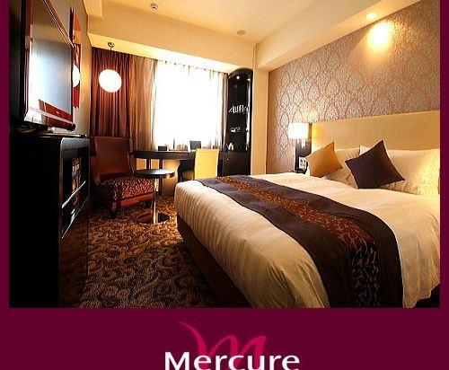 札幌美居酒店(Mercure Hotel Sapporo)大型標準房