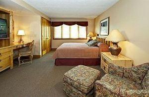 杰克遜侯爾小屋酒店(Jackson Hole Lodge)