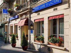 巴黎蓋爾聖拉扎爾宜必思尚品酒店(Ibis Styles Paris Gare Saint Lazare)