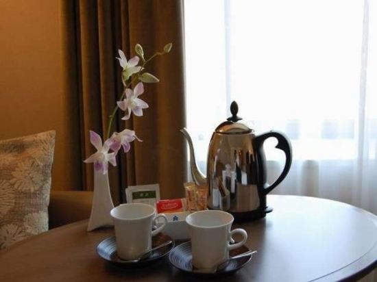 福岡日航酒店(Hotel Nikko Fukuoka)高級大床房