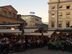 林雪平城市酒店與青年旅舍(Linköpings Cityhotell Och Vandrarhem)