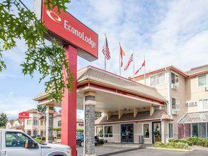 西塔機場北伊克諾旅館酒店(Econo Lodge SeaTac Airport North)