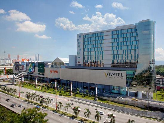 吉隆坡輝煌酒店(Vivatel Kuala Lumpur)外觀