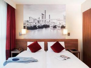 伯明翰市中心阿德吉奧公寓式酒店(Aparthotel Adagio Birmingham City Centre)