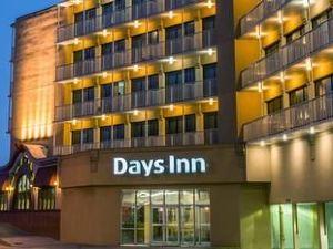 大西洋城海濱浮橋戴斯酒店(Days Inn Atlantic City Oceanfront Boardwalk)