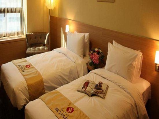 首爾天空花園酒店明洞中心店(Hotel Skypark Central Myeongdong Seoul)標準雙床房