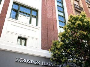 市長廣場歐洲之星酒店(Eurostars Plaza Mayor)
