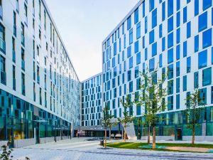 漢堡安普里奧斯堪酒店(Scandic Hamburg Emporio)