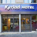 基里亞德酒店-南特格拉斯林(Kyriad Nantes - Graslin)