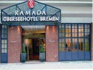 不來梅烏波西華美達酒店(Ramada Ueberseehotel Bremen)
