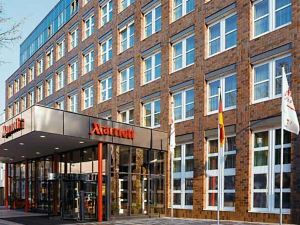 科隆萬豪酒店(Cologne Marriott Hotel)