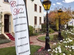 朗塞斯頓品質殖民風格酒店(Quality Hotel Colonial  Launceston)