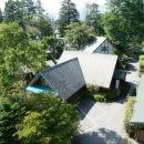 小木屋旅館(Cottage in Log Cabin)