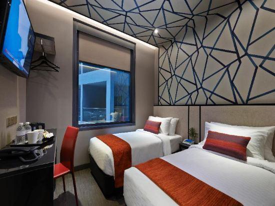 新加坡莊家大酒店(Hotel Boss Singapore)城景高級房