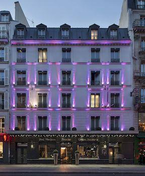 巴黎鉆石歌劇院安珀酒店(Maison Albar Hotel Paris Opéra Diamond)
