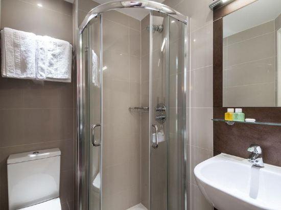 倫敦賈德酒店(Judd Hotel London)大床房