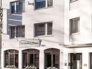加尼德式住宅酒店(Hotel Garni Deutsches Haus)