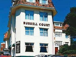 伯恩矛斯羅素庭院酒店(Russell Court Hotel Bournemouth)