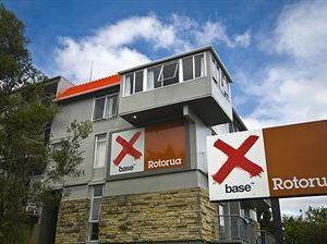 羅托魯瓦貝斯旅館(Base Rotorua Hostel)
