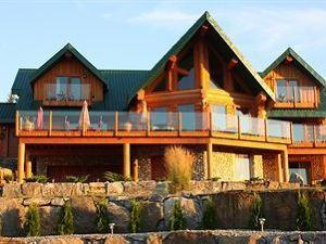 奧克蘭湖景住宿加早餐酒店(A Okanagan Lakeview B&B)