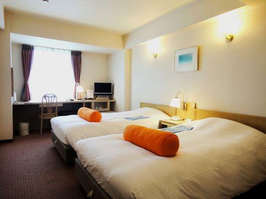 東京新宿新麗飯店(Hotel Sunlite Shinjuku Tokyo)雙床房(副樓)