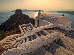 聖托里尼卡納維斯伊亞酒店(Canaves Oia Hotel Santorini)