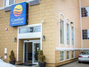 肯尼迪國際機場舒適酒店和套房(Comfort Inn & Suites JFK Airport)