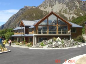 奧拉基庫克山高山小屋酒店(Aoraki Mount Cook Alpine Lodge)