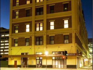 富蘭克林中央公寓酒店(Franklin Central Apartments)