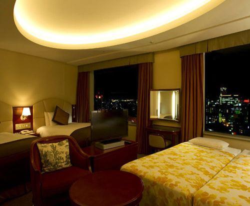 札幌王子酒店(Sapporo Prince Hotel)豪華房