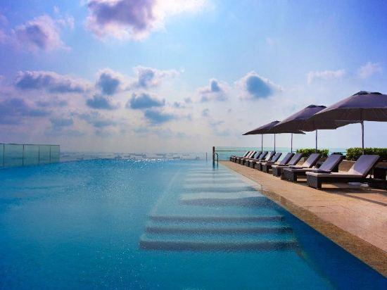 新加坡威斯汀酒店(The Westin Singapore)室外游泳池