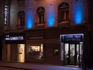 甘貝塔酒店(Hôtel Gambetta)
