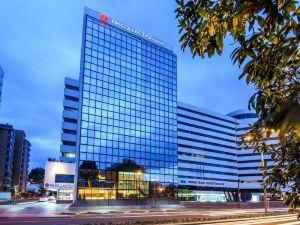波哥大世貿中心羅伊爾NH酒店