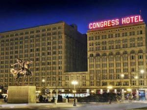 芝加哥議會廣場酒店(Congress Plaza Hotel Chicago)