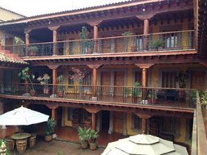 拉帕羅奎亞酒店(Hotel la Parroquia)