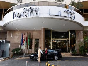 基弗里諾羅塔納酒店 - 貝魯特(Gefinor Rotana – Beirut)