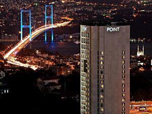 巴巴羅斯伯因特酒店(Point Hotel Barbaros)