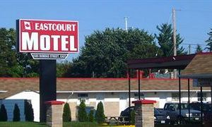 東閣汽車旅館(Eastcourt London Motel)