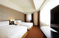 福岡皇家公園酒店(Royal Park Hotel the Fukuoka)角落房