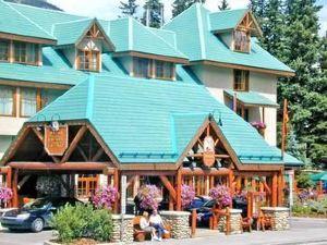 班夫馴鹿住宿溫泉酒店(Banff Caribou Lodge & Spa)