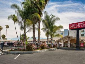 聖何塞機場中央6號汽車旅館(San Jose Airport Inn)