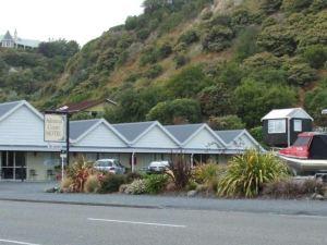 凱庫拉愛德米拉科特汽車旅館(Admiral Court Motel Kaikoura)