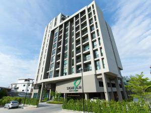 普吉島椰糖公寓酒店(Sugar Palm Residence Phuket)