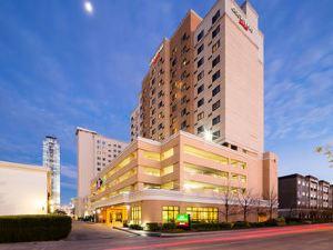 休斯頓商業街廊萬怡酒店(Courtyard Houston By The Galleria)