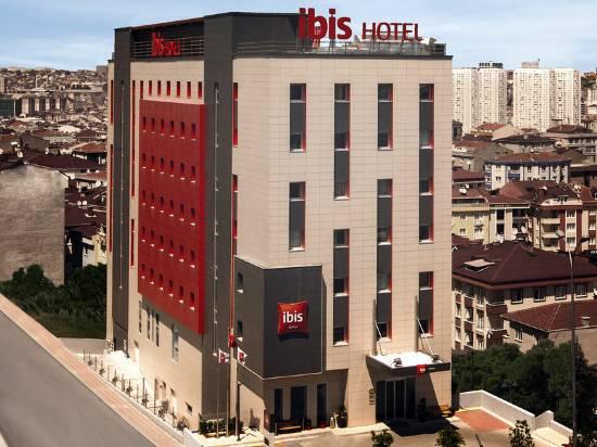 宜必思伊斯坦布爾伊森耶特酒店