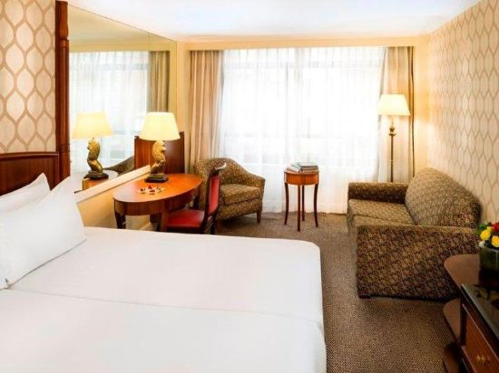 倫敦騎士橋千禧國際酒店(Millennium Hotel London Knightsbridge)高級房